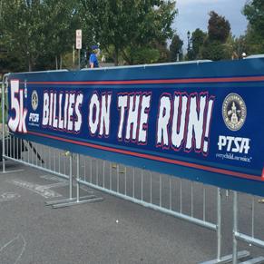 Custom Sponsor Banners