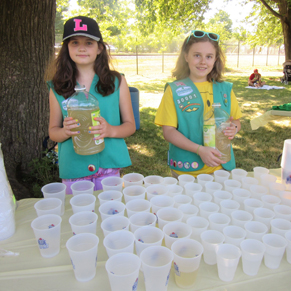 Water Station Management