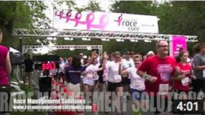 WNY Race For The Cure Start Line